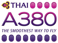 Thai Airways Large Logo